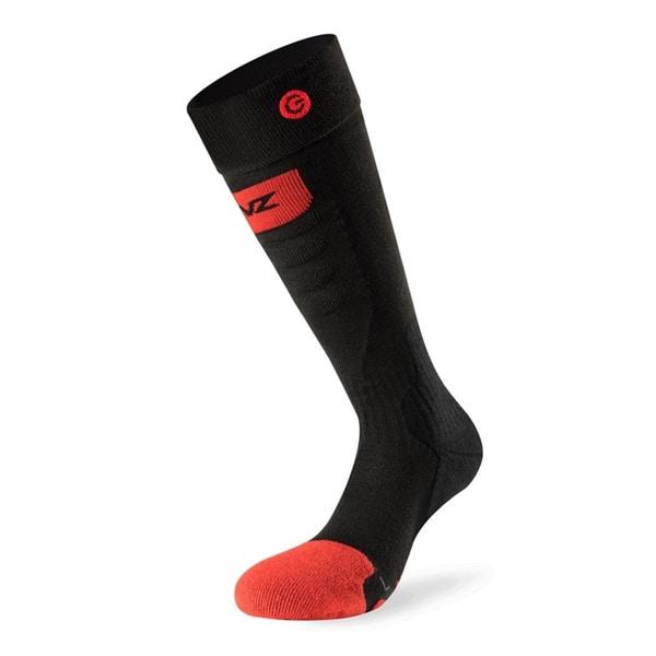 Lenz Heat Sock 5.0 Toe Cap Slim Fit värmestrumpor
